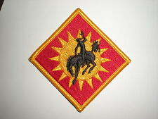 115TH ARTILLERY BRIGADE (CURRENT) PATCH - FULL COLOR