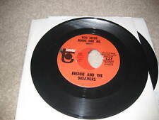 Freddie & The Dreamers; You Were Made For Me on 45