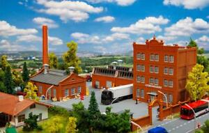 231707 Faller N Scale 1:160 Kit of a Factory premises - NEW 2021