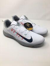 New Nike Lunar Command 2 BOA White 888552-101 Golf Shoes Sz 14