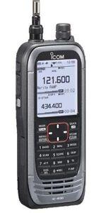 Icom IC-R30 Dualwatch Digital and Analog Wideband Receiver - Cellular Blocked