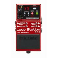 BOSS RC-3 LOOP STATION BRAND NEW Guitar Effect Pedal w/ FREE PICK