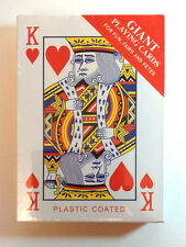 GIANT PLAYING CARDS Charity Fair Darts Game SOLITAIRE Archery Target BIG SNAP