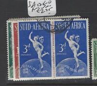 SOUTH AFRICA (P0406B)  UPU  SG 128-0  PRS   VFU