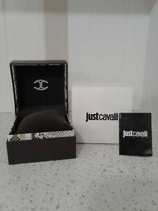 Just Cavalli Watch Box