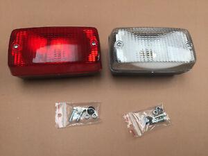 Fiat 126 Fog & Reverse Rear Lights
