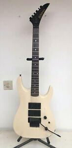kramer 220 electric guitar. 1980s duncans  floyd rose great low action