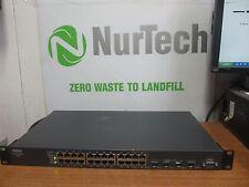 Dell Powerconnect 5324 24-Port External Gigabit Ethernet Network Switch