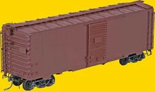 Kadee ~ HO scale #4000 ~ 40' PS-1 Boxcar ~ 6' Youngstown Door ~ Boxcar Red
