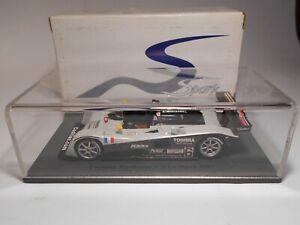 "Spark (SCCN06) - 1/43 Scale - Cadillac - Le Mans - 2001 - ""Toshiba"" - #6 - MIB"