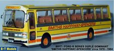 B.T MODELS 1:76 Scale OO Gauge BO17 FORD R SERIES LEOPARD DUPLE DOMINANTII Smith