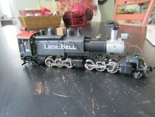 h o trains A project non running MANTUA 2-6-6-2  LONG BELL logging steam engine