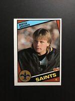 1984 Topps Set Break #300 Morten Anderson HOF Rookie New Orleans Saints - NM/MT