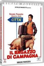 Dvd Il Ragazzo di Campagna (1984) - Renato Pozzeto .....NUOVO