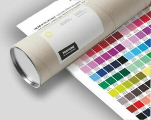 NEW 2021 - 2.126 COATED PANTONE COLORS FOR PROCESS PRINTING AND WEB DESIGN