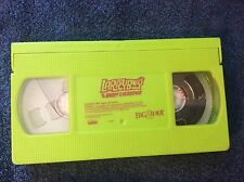 LARRY BOY * THE ANGRY EYEBROWS.VeggieTales VHS