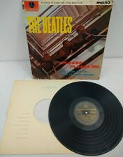 BEATLES PLEASE PLEASE ME Rarest BLACK GOLD Mono Northern Songs Top Audio Lennon