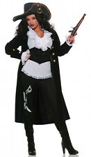 Halloween Cosplay Costume Womens XL Cute Sexy Pirate Wench Captain Underwraps