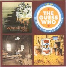 The Guess Who - Wheatfield Soul / Share the Land / Canned Wheat [New CD] UK - Im