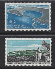 FRENCH SOUTHERN & ANTARCTIC TERR - C13-C14 - MLH - 1968-69 - ST PAUL ISLAND