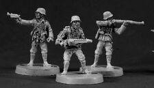 REAPER miniatures Zombie soldats allemands (3) chronoscope 50020
