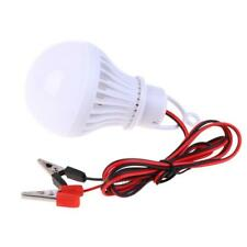 360° LED Bulbs Lamp Home Camping Hunting Emergency Outdoor Light For DC 12V NEW