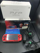 PSP Spider-man Limited Edition PSP-2004 ZR Boxed