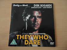They Who Dare- Promo DVD ( Daily Mail)