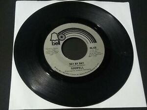 """[1972] Godspell: Day By Day/ Bless The Lord [VG] 45RPM 7"""" record (BELL) Pop Rock"""