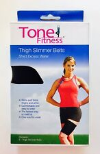Tone Fitness Thigh Slimmer Belts New in Box Fast Free Shipping