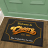 Cheers Bar 80s Comedy TV Design Welcome Mat Doormat
