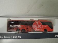 Rietze MAN Truck & Bus AG 1 FC Kaiserslautern Mannschaftsbus neu  in OVP
