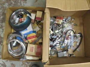 1930's 40's 50's 60's NOS and used Ford parts lot No Reserve