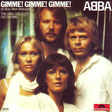 ★☆★ CD Single ABBA Gimme gimme gimme 2-Track CARD SLEEVE