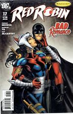 Red Robin # 17 Comic book DC COMICS New & Unread January 2011 Bad Romance Cover