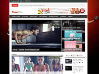 Turnkey Fitness Video Tutorial Website Script Make $100+ a Day Autopilot Income