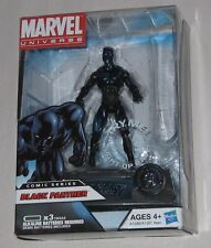 MARVEL UNIVERSE BLACK PANTHER LIGHT-UP SHIELD-BASE TRU TOYS R US EXCLUSIVE NEW!