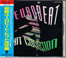 V.A. Eurobeat Hit Collection 1990 Japan CD 1st Press With Obi TECP-25329 Rare