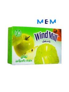 Gelée de fruit (jelly) à la pomme WINDMILL 80 gr