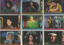 "Star Trek Original Series TOS Season 3 - ""Profiles"" 24 Card Chase Set #P56-P79"