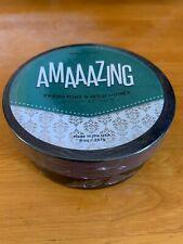 New Perfectly Posh Amaaazing Fresh Mint & Wild Honey Body Scrub sealed