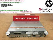 HP MSA 2000sa Modular Smart Array Controller ** AJ754A **