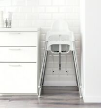 New listing ikea antilop high chair with tray