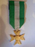 Croce per 40 anni di anzianità nell'esercito italiano