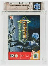 N64 Nintendo 64 Castlevania Legacy of Darkness SEALED WATA 8.0 B+