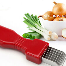 Vegetable Fruit Onion Cutter Slicer Peeler Chopper Shredder Kitchen Gadget Tool