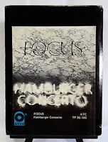 Focus - Hamburger Concerto (1974 Atco Stereo 8-Track Tape Cartridge)