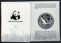 Ungarn 1988 500 Forint WWF Wiesenweihe PP (MZ559