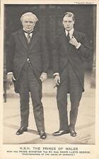 Raphael Tuck & Sons Royal Figure-Men Collectable Postcards