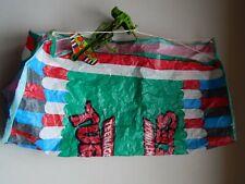 Vintage Ninja Turtles Parachute 1988 Complete